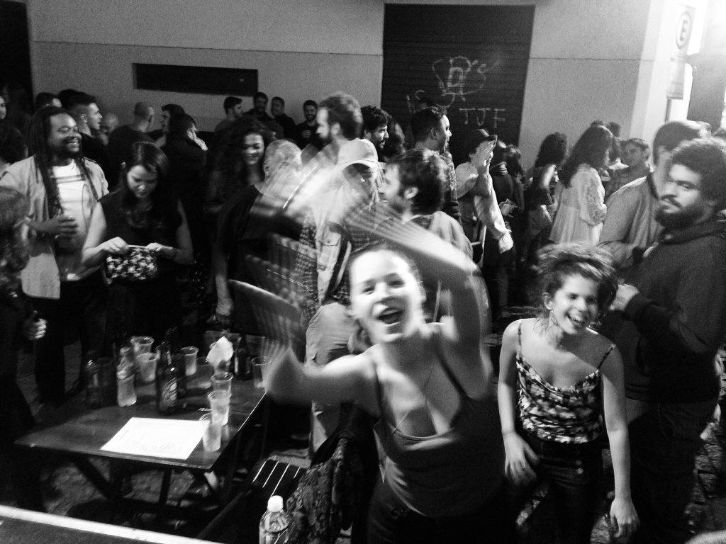 A bombação do Rivalzinho. Foto: Joca Vidal
