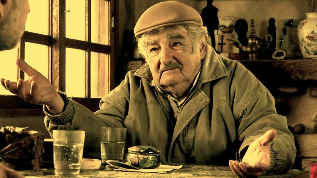 """O documentário """"Mujica, o poder está no coração (2014), de Lucia Wainberg Sasson"""" é parte da mostra de cinema Uruguaio."""