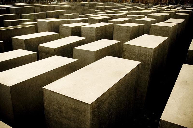 Memorial do Holocausto. Foto: flickr.com/sztanko
