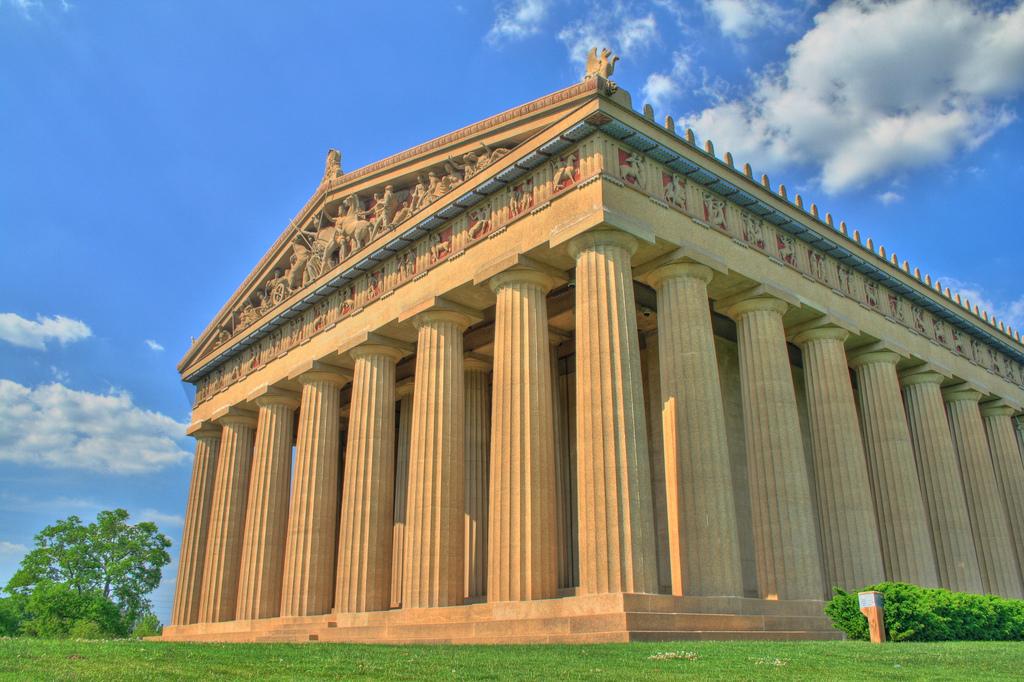 Parthenon - Nashville: Foto de Will Powell
