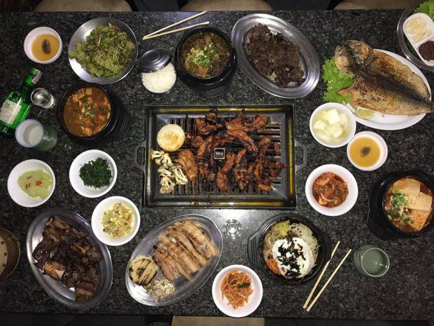 New Shin-la Kwan - restaurante coreano em São Paulo. Foto: divulgação