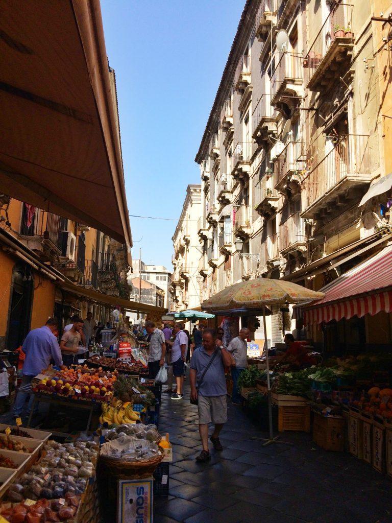 Mercado La Pescheria