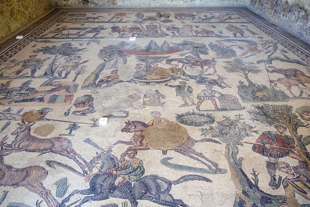 Villa Del Casale Mosaico