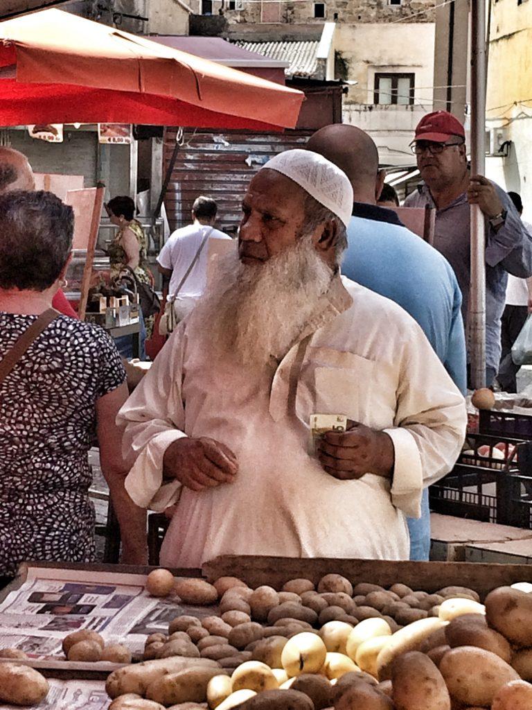 Mercado Ballaro