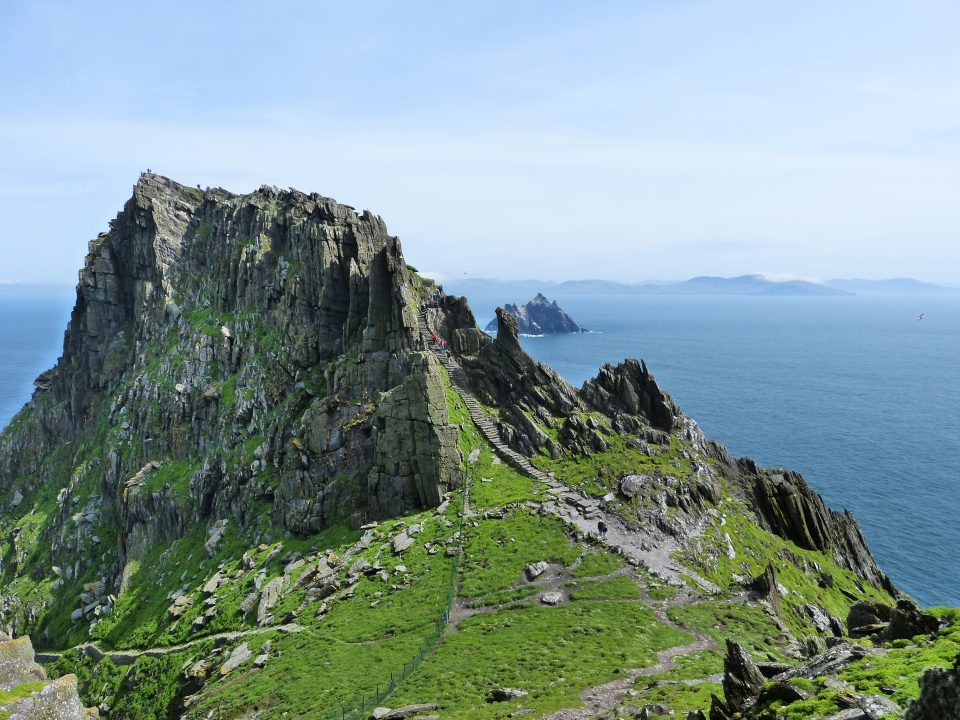 Skellig Islands, em county Kerry, Irlanda - foto: Niki L [ https://goo.gl/IQYsUs ]