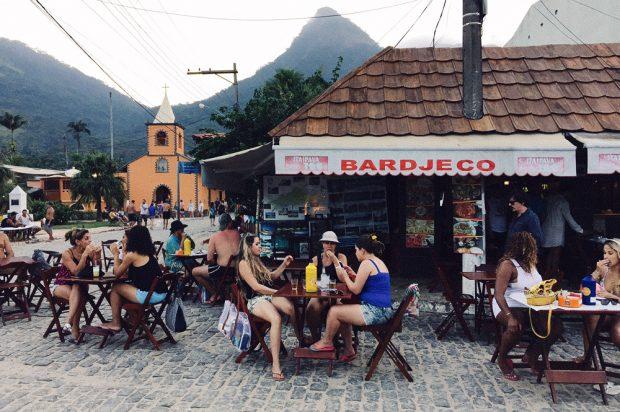 Cerveja gelada no Bardjeco. Foto: Renato Salles