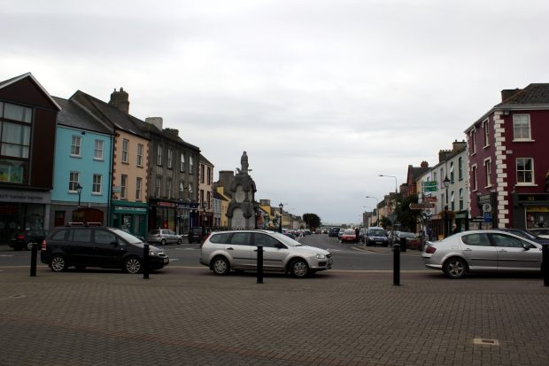 Centro de Kilrush, Irlanda - foto: Matthew Pettroff
