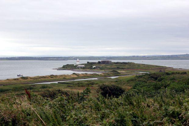 Scattery Island, Irlanda - foto: Matthew Petroff.