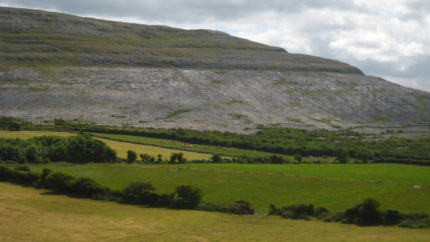 The Burren, Ireland - foto: Alan Meiss [ https://goo.gl/LrNXOo ]