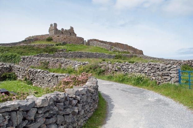 O'Brien Castle, Ireland - foto: Stevesheriw [https://goo.gl/VCH4w2 ]