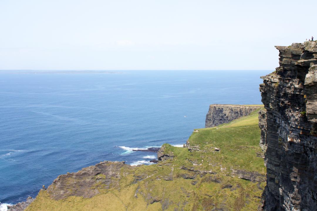 Wild Atlantic Way, rota que atravessa todo litoral da Irlanda - foto: Carlos Raffaeli