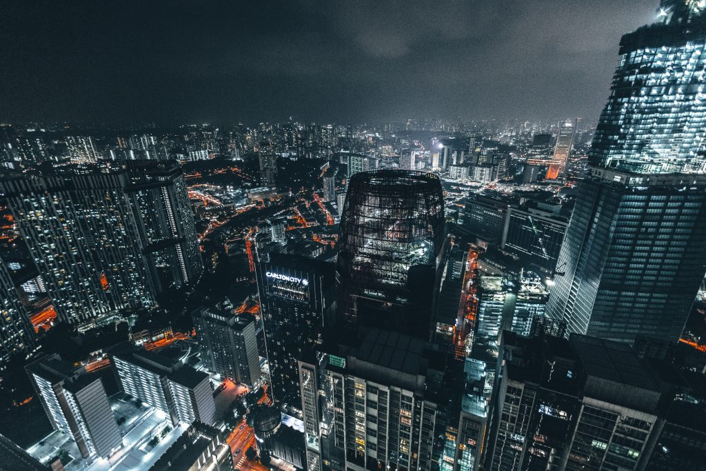 Singapura por Lee Aik Soon - unsplash.com