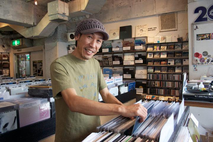 Technique Records. Foto: newsflash.bigshotmag.com