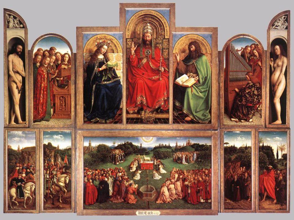 the-ghent-altarpiece