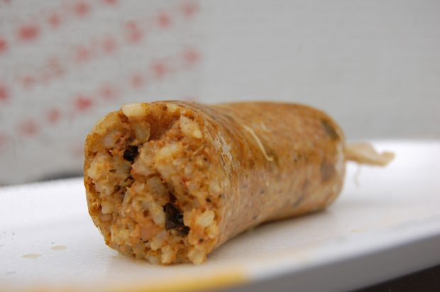 Boudin - Foto de Southern Foodways Alliance