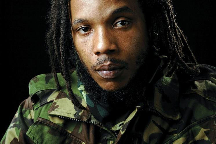 Stephen Marley é uma das atrações. Foto: Wonder Knack/Divulgação