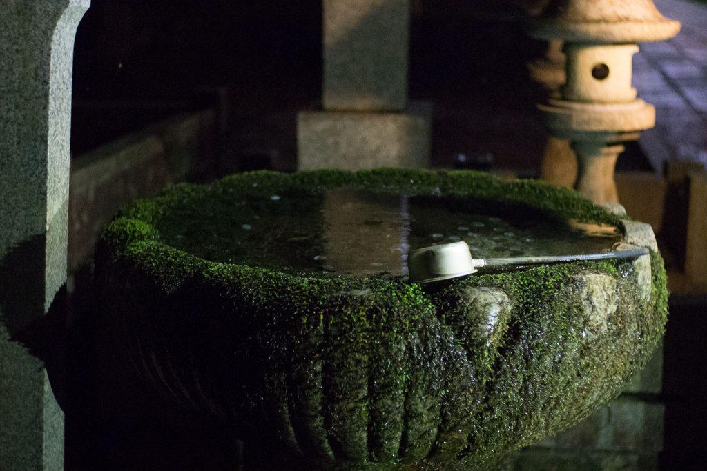 Não esqueça de lavar as mãos antes de entrar no cemitério. Foto: Ola Persson