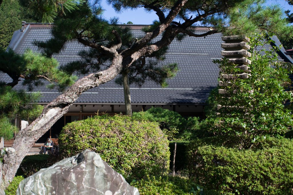 Kumagaijin, o nosso templo por 24 horas. Foto: Ola Persson