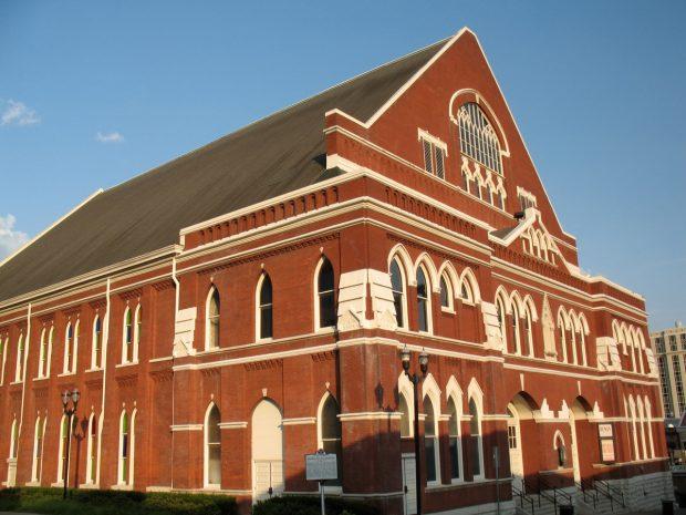 Ryman Auditorium - Foto por Jamie