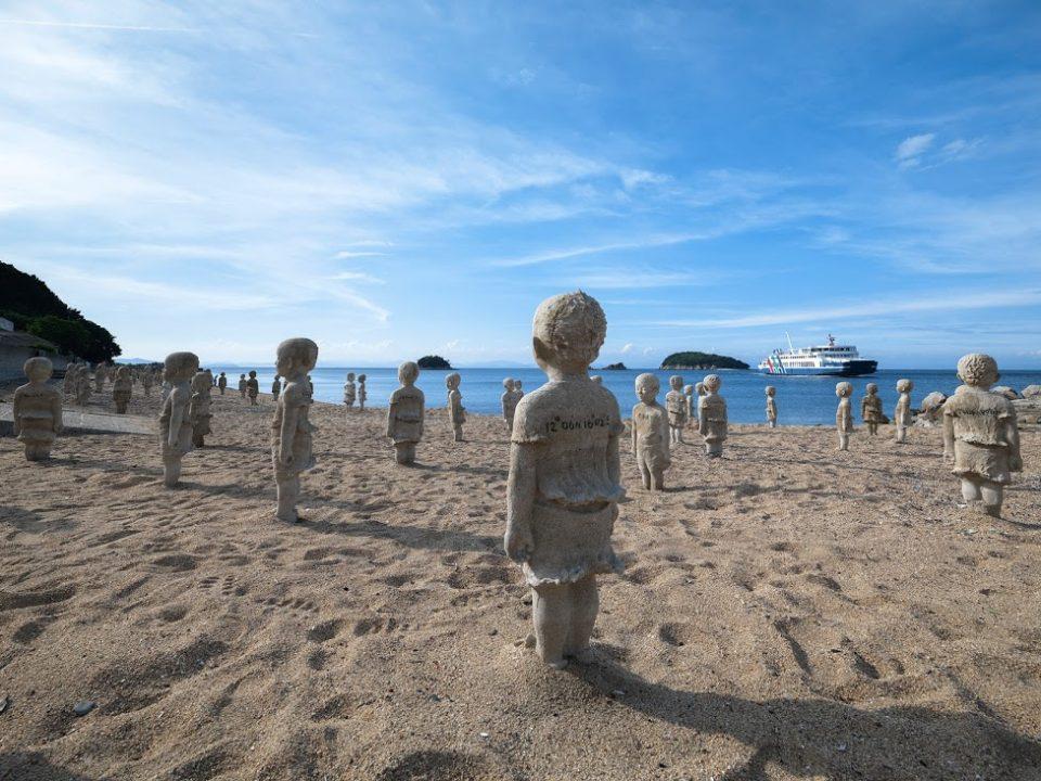 """Lin Shuen Long""""Beyond the Borders - Tide"""" Foto: Yasushi Ichikawa"""