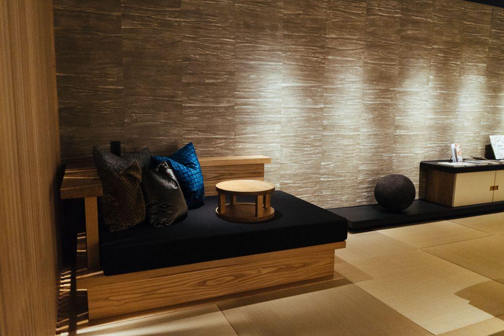 O lounge pra chamar de nosso. Foto: Ola Persson