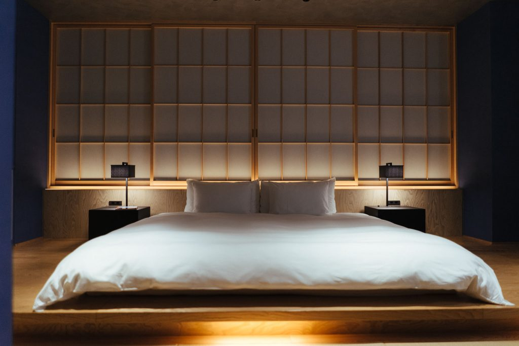 Hoshinoya Tokyo, um ryokan no coração de Ginza. Foto: Ola Persson