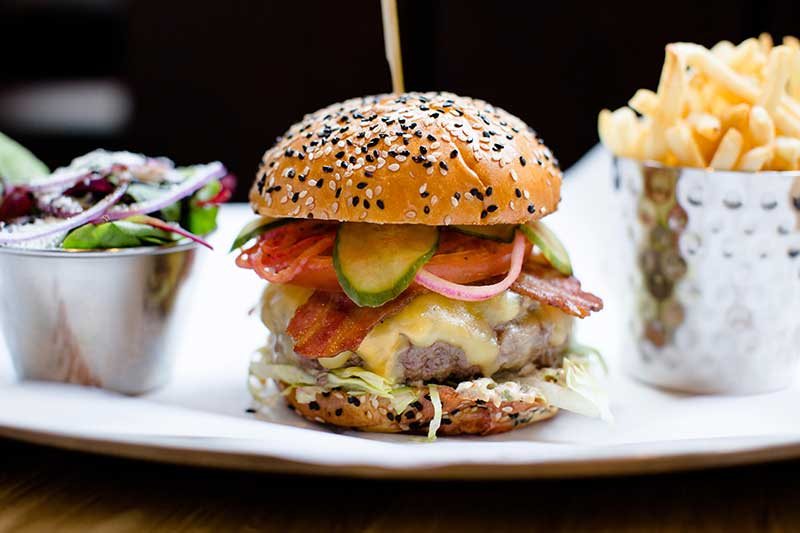 Foto: Burger and Lobster
