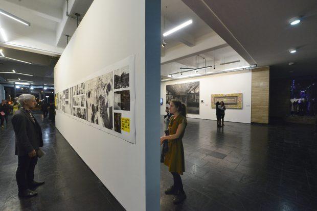 Inauguração do Centro Nacional de Arte Contemporáneo Cerrillos Foto: Natalia Espina. Flickr