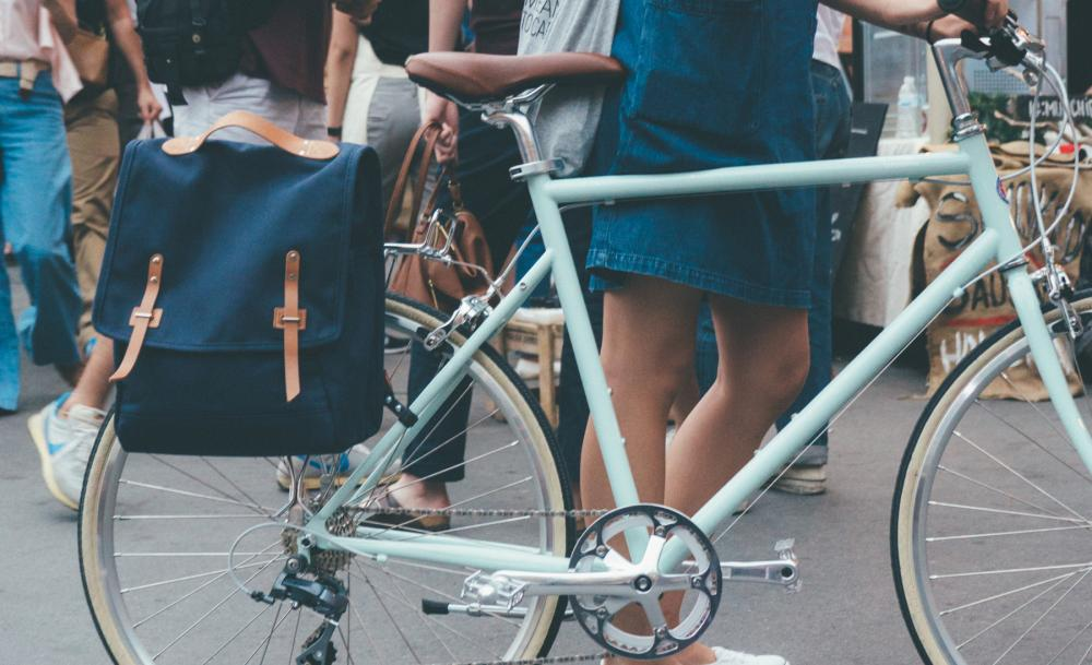 Bike e acessórios da Tokyo Bike. Foto: Divulgação