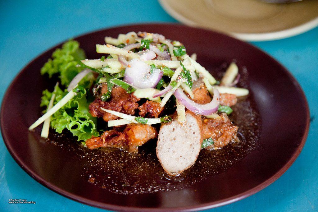 O Chatuchak é ótimo também para comer. Foto: sun_line