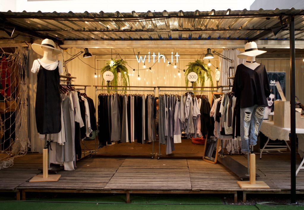 Uma das lojas fofas do Artbox Thailand. Foto: Lalai Persson