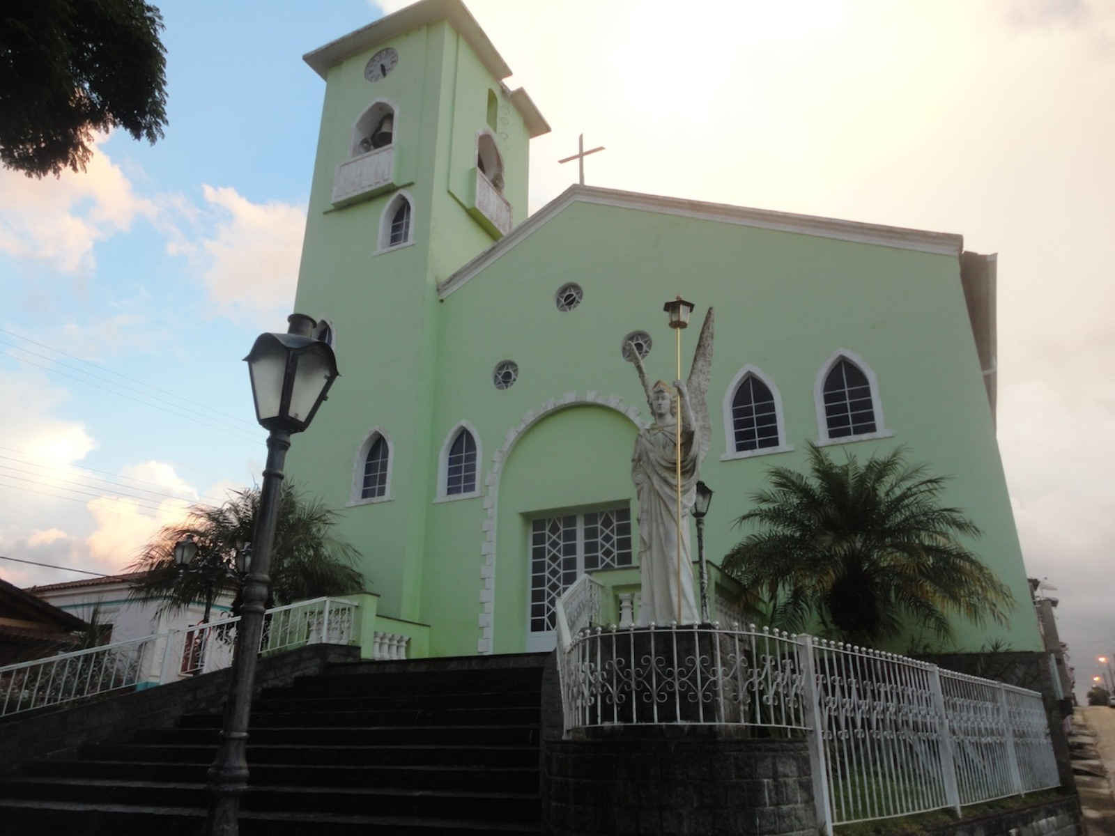 Igreja São Sebastião em Pedra Bela – foto: Luiz Gustavo Miguez