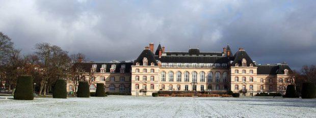 Cité internationale universitaire de Paris. Facebook.