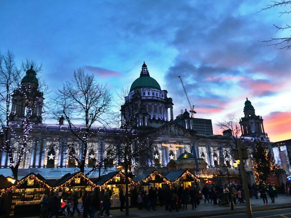 City Hall, Belfast - Foto: Fernanda Secco