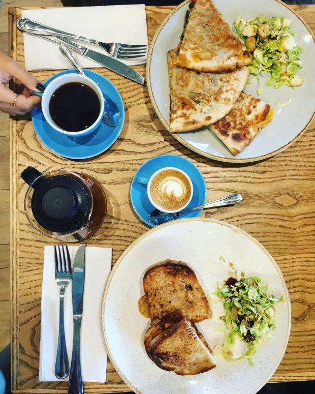 District Café em Belfast - Foto: Fernanda Secco