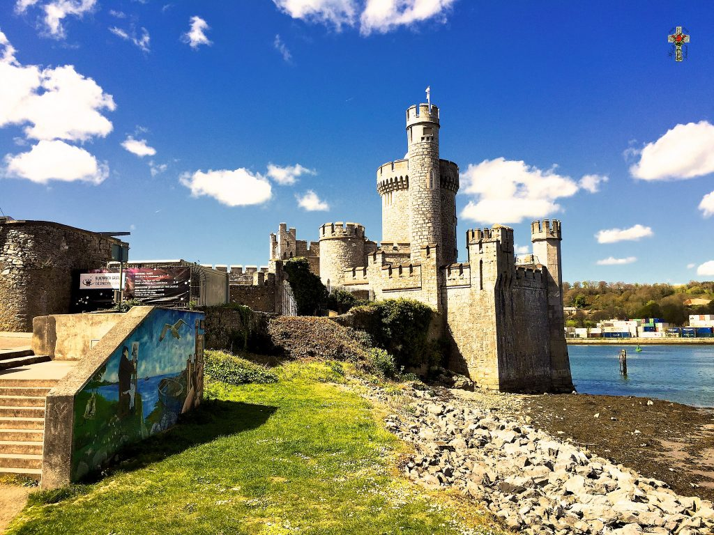 Blackrock Castle. Foto por Mike Roth