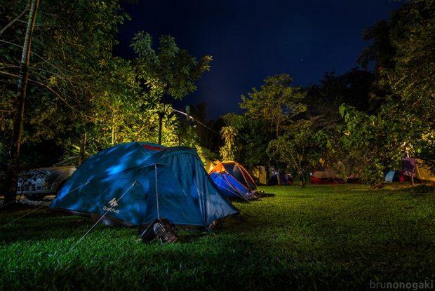PETAR - Camping do Benjamin - foto: Bruno Nogaki