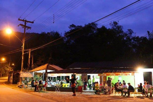 Pastelaria da Zeni, em Iporanga, SP - foto: Divulgação