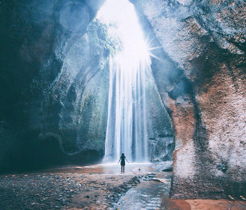 Cachoeira Tukad Cepung