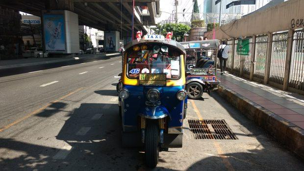 Transporte em Bangkok