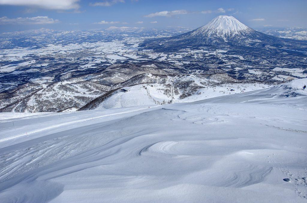 Hokkaido Ski Resort. Foto CC: Clint