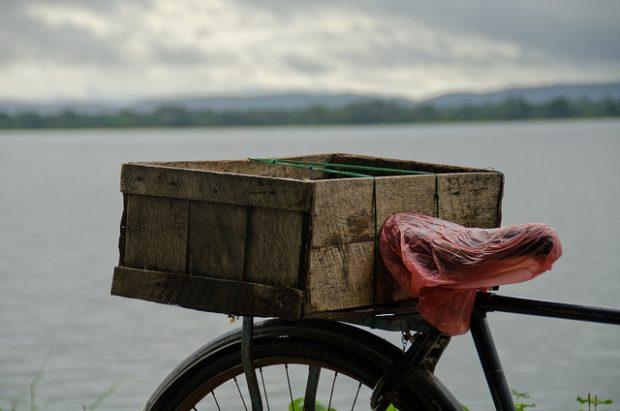 bicicleta pescadores sri lanka