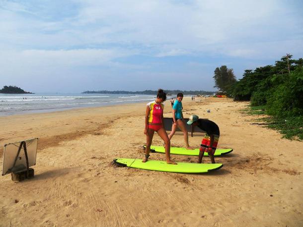 Surf N Lanka - Weligama