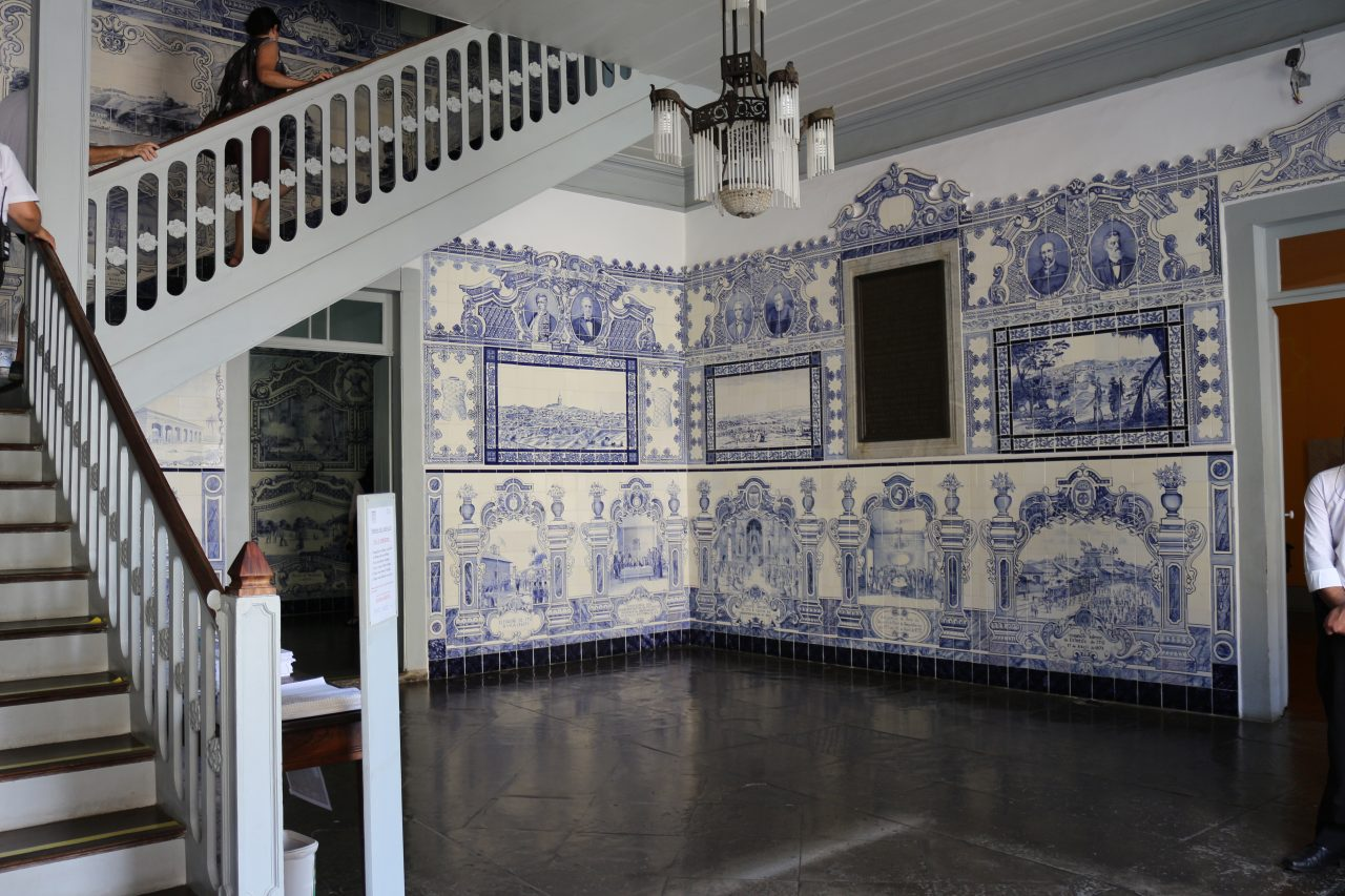 Museu Republicano de Itu. Vista Interna. Fotografia: Ana Pismel. Flickr.