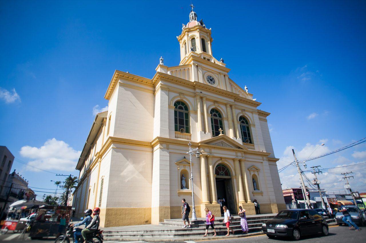 Praça da Matriz, centro histórico da cidade de Itu. Foto: Edson Lopes Jr/A2 FOTOGRAFIA