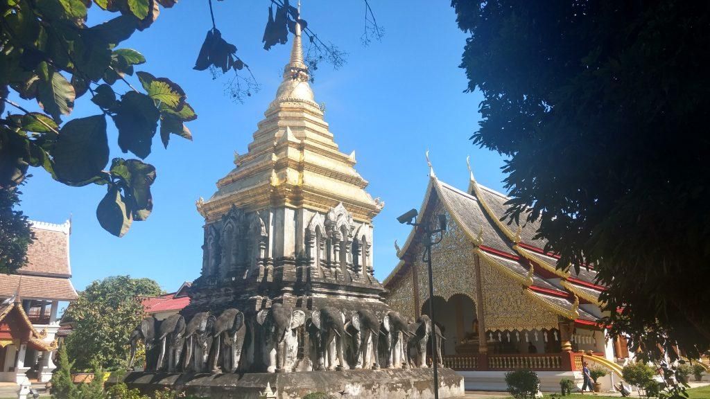 Wat Chiang Man. Foto: Daniella Valentin