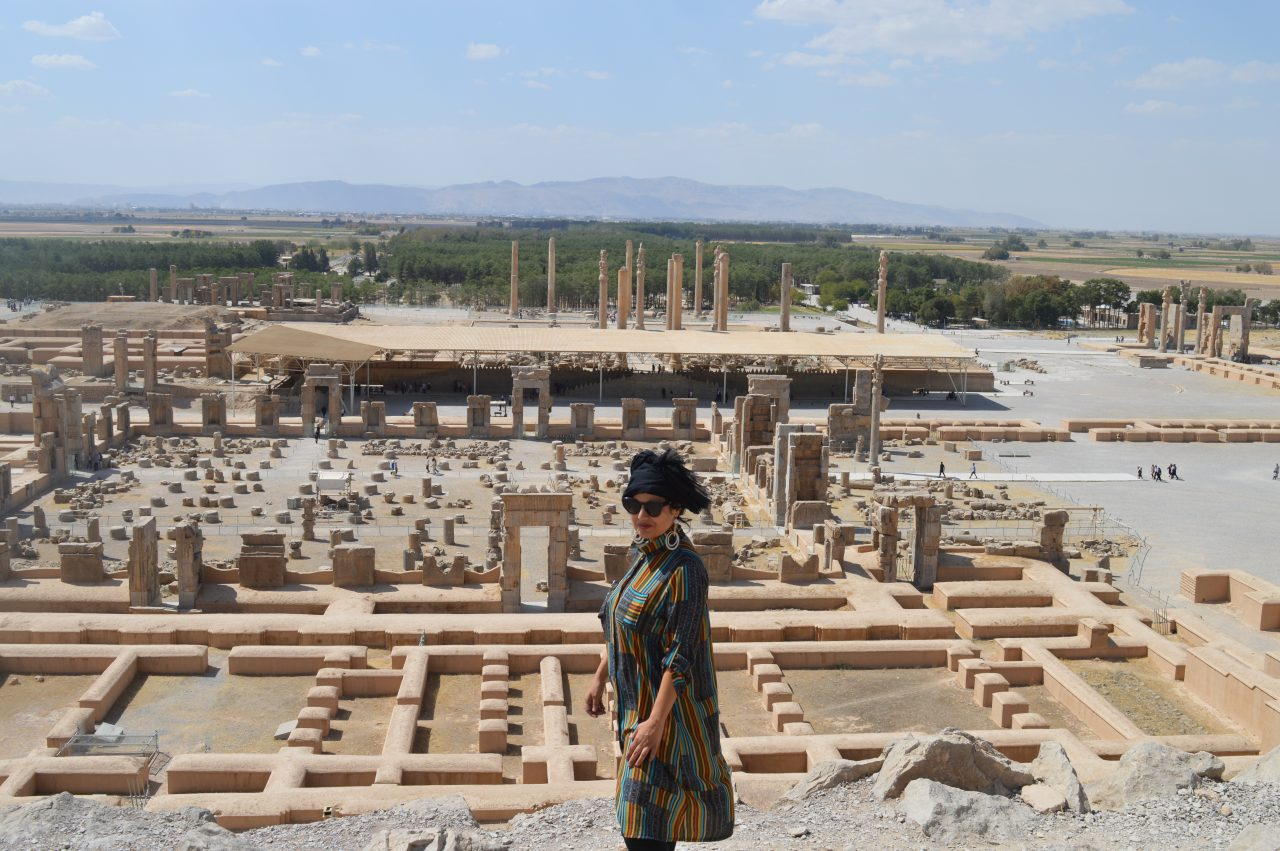 Persépolis no Irã