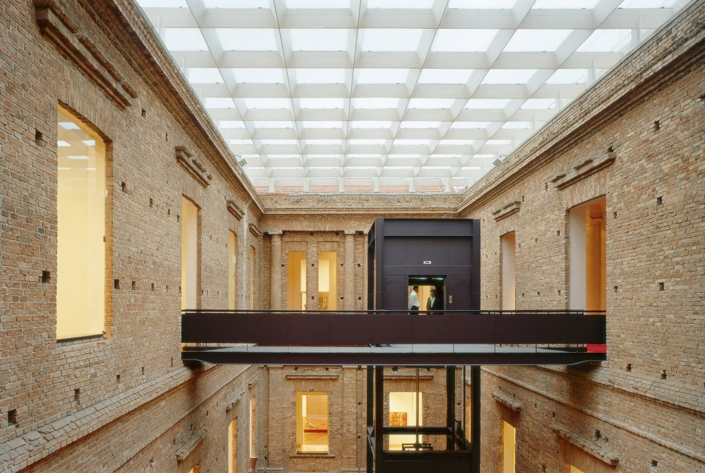 Paulo Mendes da Rocha - Pinacoteca - foto: Nelson Kon - Archdaily
