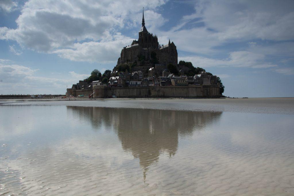 Monte Saint-Michel. Erik van Lent.