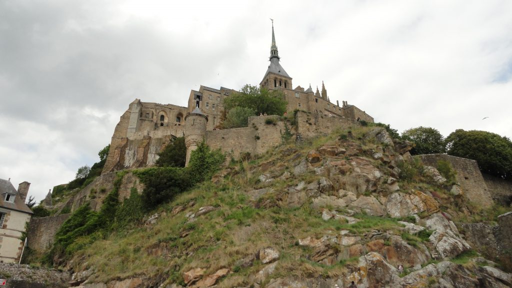 Monte Saint-Michel. julianadgr. Flickr.